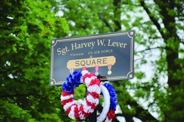 Harvey Lever Square